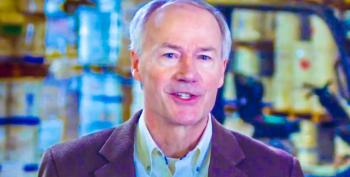 Pro-voter ID Candidate Asa Hutchinson Forgets ID And Is Turned Away From Voting