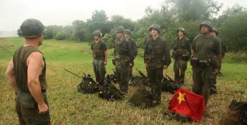 Vietnam War Reenactors Go Full Metal In The Woods Of Oregon