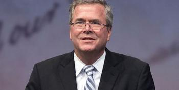 Jeb Bush (R-Idiot) Tells Poor People To Stop Mooching