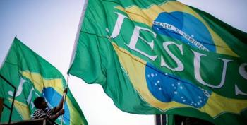 Hundreds Of Thousands Of Evangelicals March In Rio