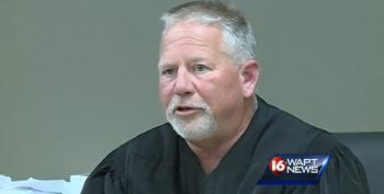 "Mississippi Judge Accused Of Hitting Mentally Challenged Man, Yelling ""Run N***er Run!"""