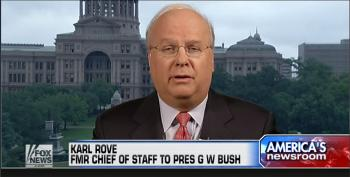 Karl Rove Backs Off Hillary Brain Damage Comment, Attacks Illness And Her Age Instead
