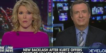 Megyn Kelly Goes After Media Matters For Picking On Poor Old Howie Kurtz