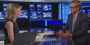 Joe Scarborough Finally Appears On Fox Where He Belongs
