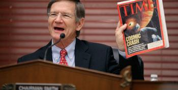 Lamar Smith And The Republican War On Empirical Science