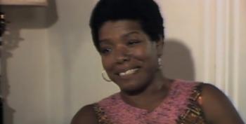 Maya Angelou On The Noble Story Of Black Womanhood