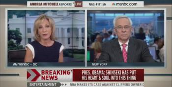 MSNBC's Col. Jack Jacobs Helps McCain With Push To Privatize The Veterans Administration