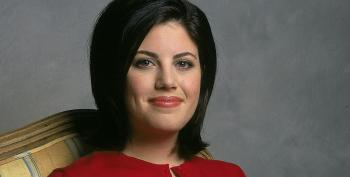 Monica Lewinsky Breaks Silence On Clinton Affair