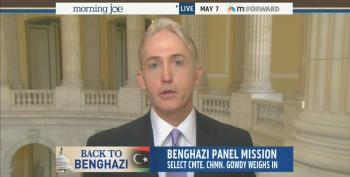Rep. Trey Gowdy, Chief Prosecutor In The GOP's Benghazi Show Trial
