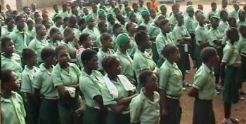 International Effort Widens For Missing Nigerian Schoolgirls
