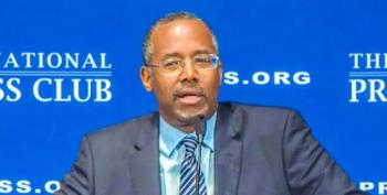 Ben Carson: Weapons Needed To Fight 'Rogue' U.S. Government