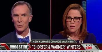 In The World According To S.E. Cupp, Bill Nye Is A Climate 'Bully'