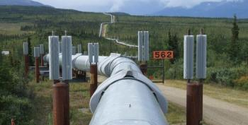 One More Crack In The Keystone XL Pipeline