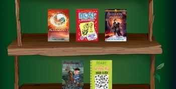 Rush Limbaugh Totally Legitimately Wins Children's Book Author Of The Year Award