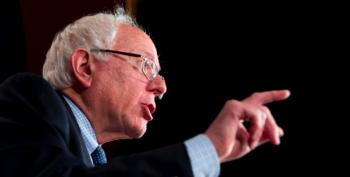 Bernie Sanders Slams Tea Party Idiot Marco Rubio For Voting Against Veterans Benefits (Video)