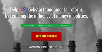 Lessig's Anti-SuperPAC SuperPAC Raises First $1 Million In Just 12 Days