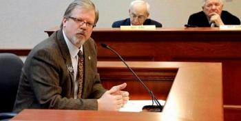 Republican State Rep: Gay Sex Is 8 People 'Taking A Dump In Your Bed'