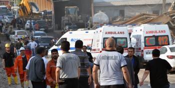 Turkey Mine Blast Kills At Least 201, Hundreds Trapped