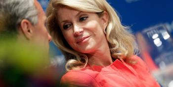 Wendy Davis Greeted In Los Angeles With Appalling 'Abortion Barbie' Posters