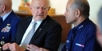 James Clapper Admits What Everyone's Been Saying For Months: Snowden Didn't Take 1.7 Million Documents