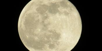 Arizona Man Arrested After Trying To Shoot The Moon With His Handgun