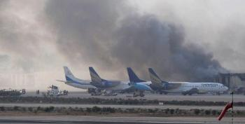 Attack On Pakistan's Main Airport Leaves 24 Dead