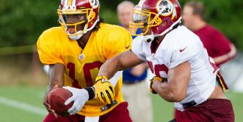 U.S. Patent Office Cancels Trademark For Redskins Football Team