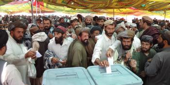 Taliban Threaten Afghan Election, Warn Voters To Stay Away