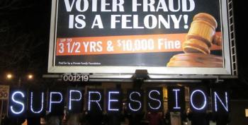 Scott Walker Fan Indicted For Massive Voter Fraud