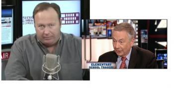 Alex Jones & Larry Pratt: Obama Training Military To Attack Tea Party