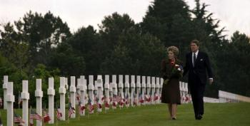 Ronald Reagan, D-Day Anniversaries And The Suppression Of Memory