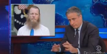 WATCH: Jon Stewart Savages FOX For Attacking Bob Bergdahl's 'Muslim Beard' (Video)