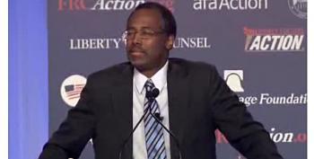 Ben Carson: Obamacare Is Worse Than 9/11 Terrorist Attacks