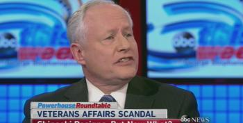 Bloody Bill Kristol Conflates Healthcare For Vets With College While Pushing To Voucherize VA