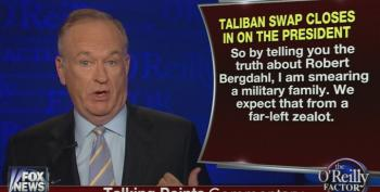 O'Reilly Calls CNN's Stelter A 'Far-Left Zealot' For Criticizing His Attacks On Bergdahl's Father