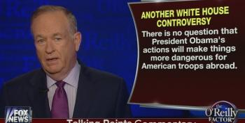O'Reilly Attacks Bergdahl Deal As Example Of Obama's Weakened Leadership