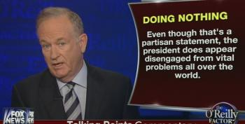 O'Reilly Tries To Project Republicans' Worst Traits Onto President Obama