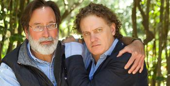 Images: Father Of Santa Barbara Shooter Meets With Victim's Dad
