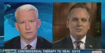 Texas GOP Lawmaker Defends Party Adopting Discredited 'Cure The Gay' Therapy