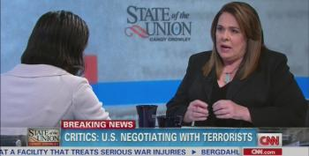Candy Crowley Grills  Susan Rice If U.S. Negotiated With Terrorists On Prisoner Swap