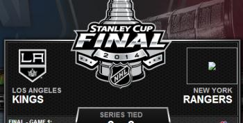 Stanley Cup Finals: NY Rangers Vs LA Kings: Open Thread