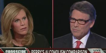 Rick Perry Tangles With Stephanie Cutter Over Gay Rights Issues