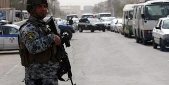 US To Evacuate Baghdad Embassy Staff