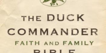 Coming: A Duck Dynasty Bible