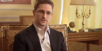 Snowden Seeks Asylum In Sunny Brazil
