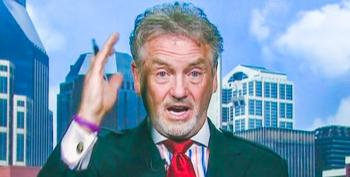 Watch Larry Gatlin's Bizarre Anti-liberal Rant On Fox About A 'Half-breed Cherokee' Grandma
