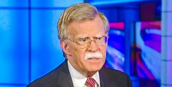 Fox Neocon John Bolton: Obama 'Despicable' For Negotiating American POW Release