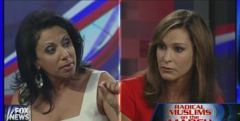 Fox's Tamara Holder Blasts Brigitte Gabriel For Spewing Anti-Muslim Hatred