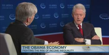 David Gregory Pretends He Doesn't Know GOP Obstruction Has Harmed The Economy During Clinton Interview