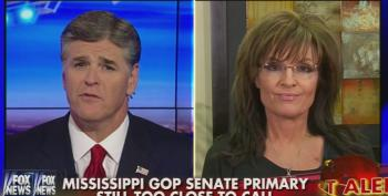 Palin Pretends Right-Wing Republicans Are Behaving Like Democrats